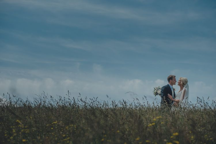Bride & Groom Portraits by Ross Talling