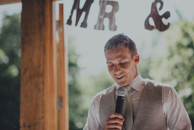 Nancarrow Farm Cornwall Wedding Speeches