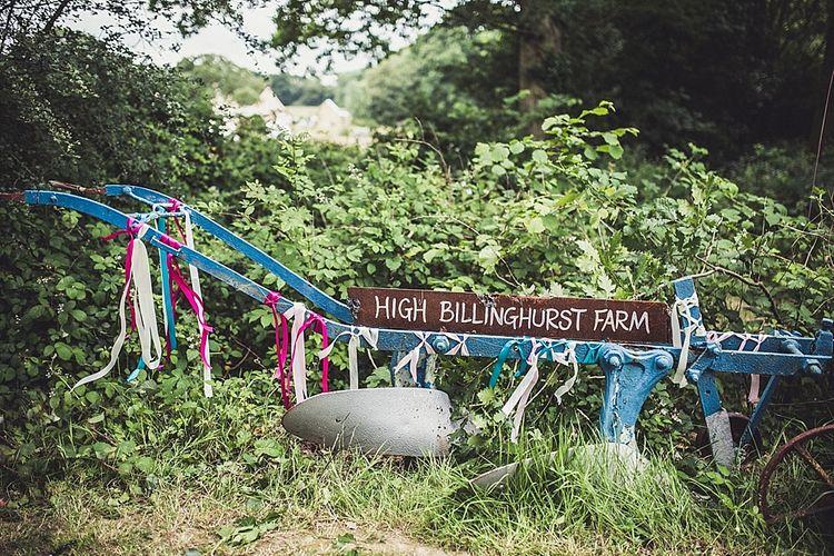 High Billinghurst Farm Rustic Tipi Wedding