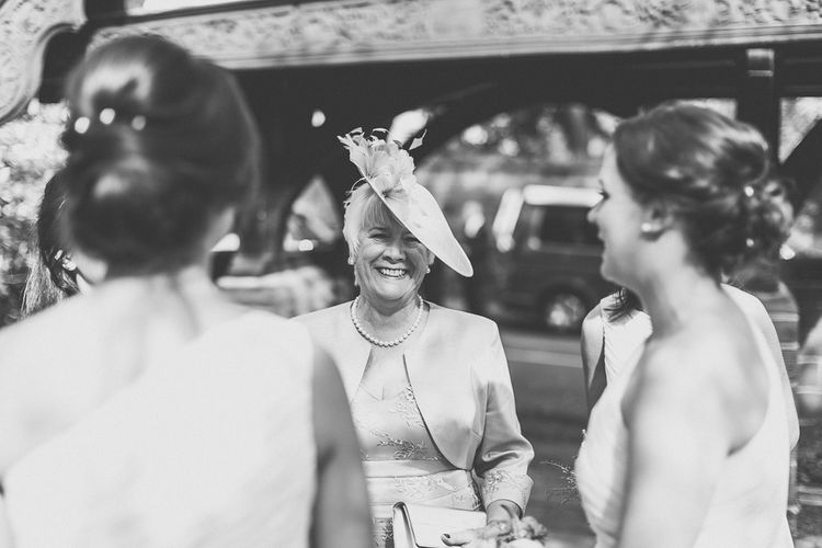 Mother of The Bride | St. Peters Church in Woolton Village | Classic Wedding at Knowsley Hall Country House in Merseyside | Photography & Film by WE ARE // THE CLARKES