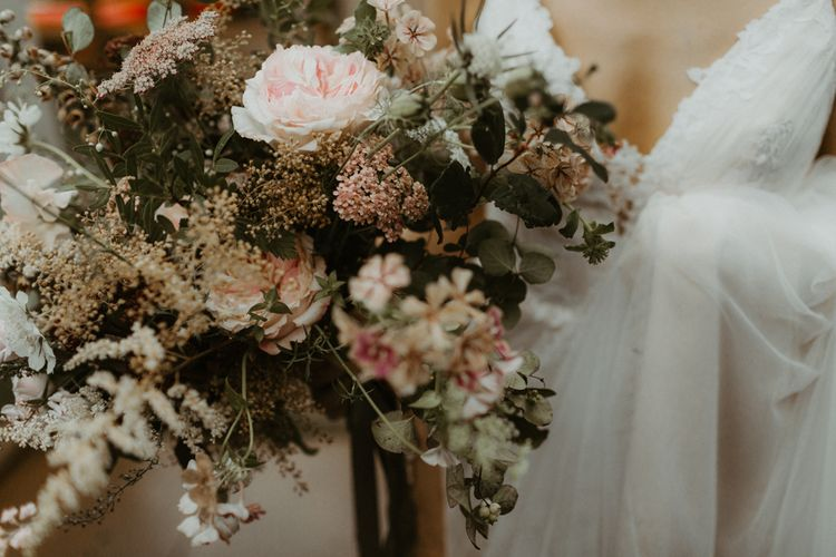 Whimsical Woodland Inspired Bouquets
