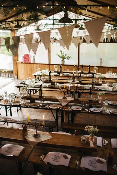 Fforest Wedding Venue | Image by Richard Skins Photography
