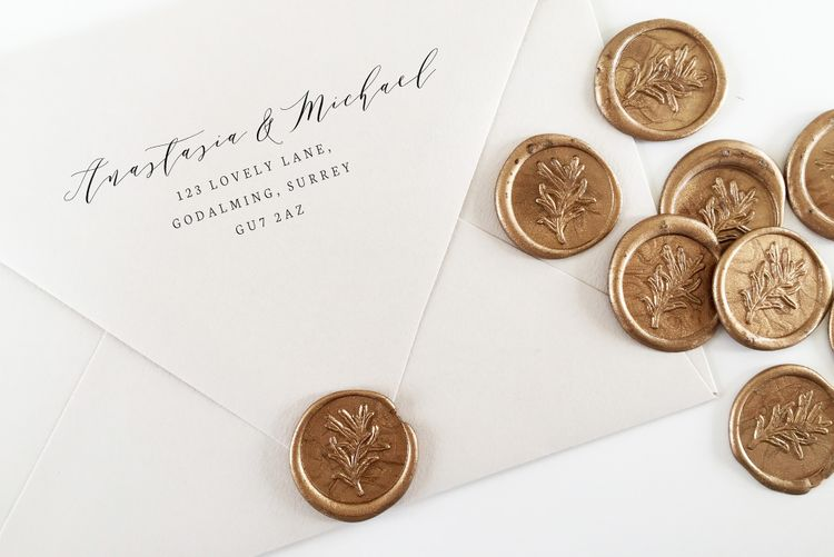 "Wax Seals | Summer Styling Reimagined | Wax Seals by <a href=""https://heirloomseals.com"" rel=""noopener"" target=""_blank"">Heirloom Seals</a>"