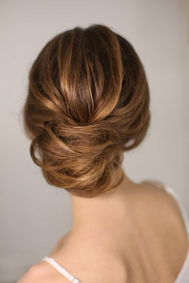 "Stunning Bridal Hair Bun | Summer Styling Reimagined | Hair Styling, Make Up and Image by <ahref=""https://kristinagasperas.com/"" rel=""noopener"" target=""_blank"">Kristina Gasperas</a>"
