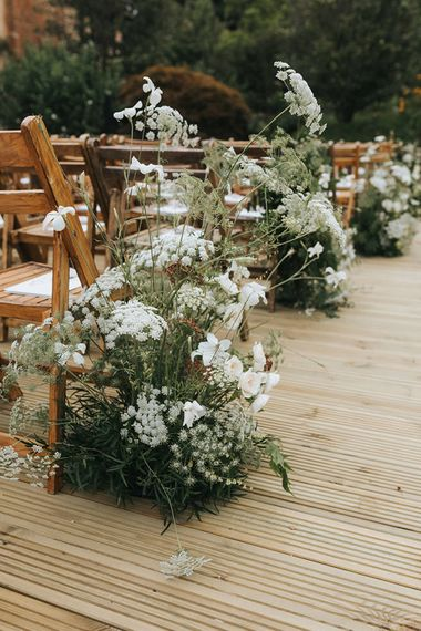 "Wildflower Aisle | Summer Styling Reimagined | Styling by <a href=""https://www.onestylishday.com"" rel=""noopener"" target=""_blank"">One Stylish Day</a> 
