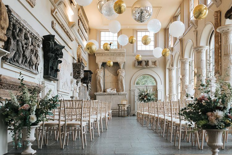 Wedding At Aynhoe Park Cotswolds