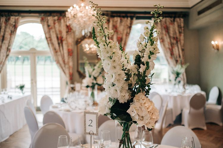 Classic Elegant Wedding Decor
