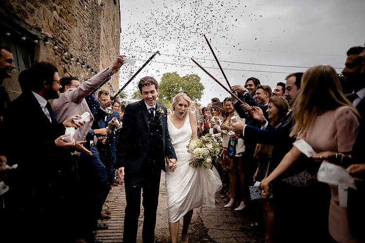 Confetti Exit | Charlie Bear Payton Slip & Augustine Over Skirt | Eleanor Howarth Photography