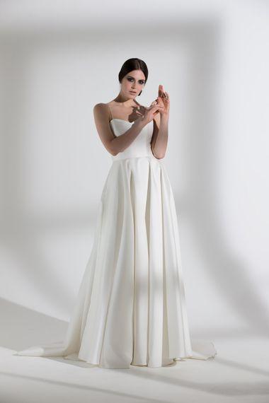 """Ellie Dress by <a href=""""https://www.halfpennylondon.com/"""" target=""""_blank"""">Halfpenny London</a>"""