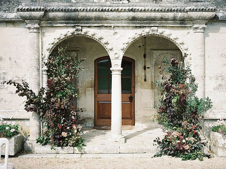 Floral Installation By Martha & The Meadow