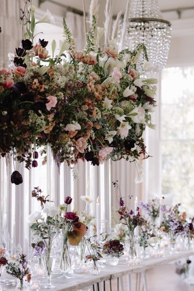 Floral Installation by Jay Archer | Image by Rebecca Goddard