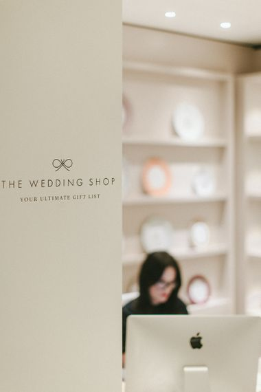 Wedding Gift List Service From The Wedding Shop