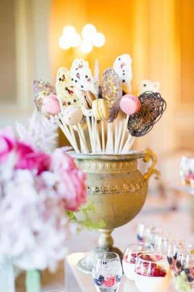 Incredible Wedding Dessert Station By Kalm Kitchen