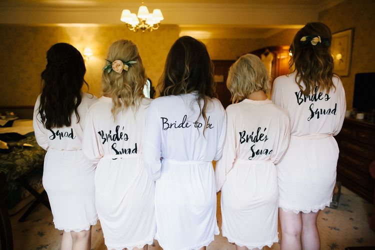 Brides Squad Robes
