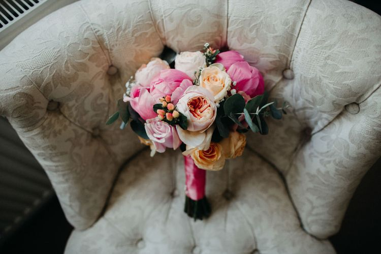 The Granary Estates Wedding With Game Of Thrones Theme With Bridesmaids In Blush Pink And Images From Ania Ames Photography