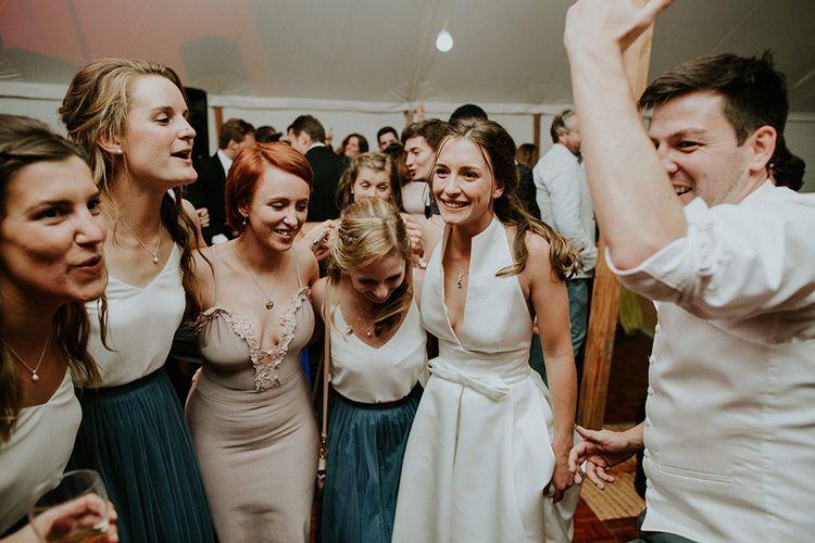 Happy Guests on the dancefloor