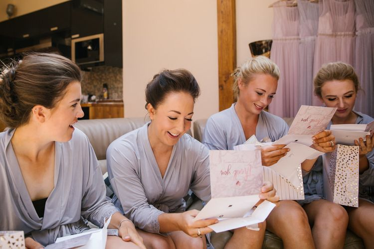 Thank You Gifts For Bridesmaids