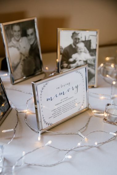 Wedding Photographs For Family Who Can't Be There