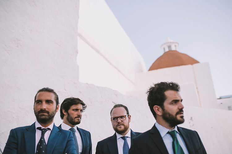 Groomsmen | Sara Frost Photography | AMS Love in Video