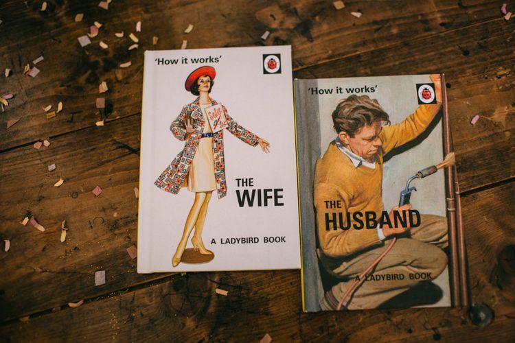 The Wife The Husband Books