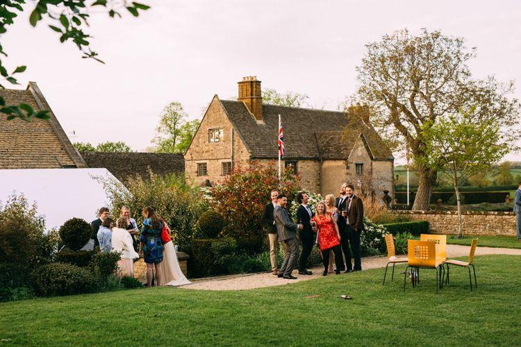 Sulgrave Manor Wedding Venue