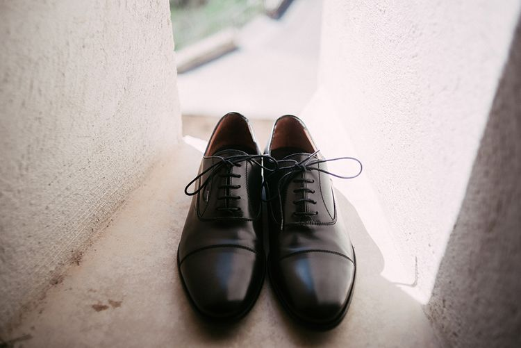Smart Gentlemans Shoes For Wedding