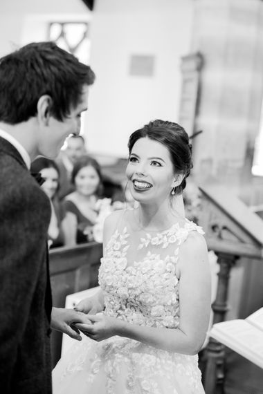 Beautiful Bride in Pronovias Gown | Bowtie and Belle Photography