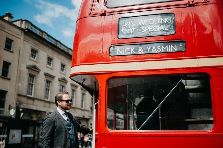 Double Decker Red Bus | Andrew Brannan Photography