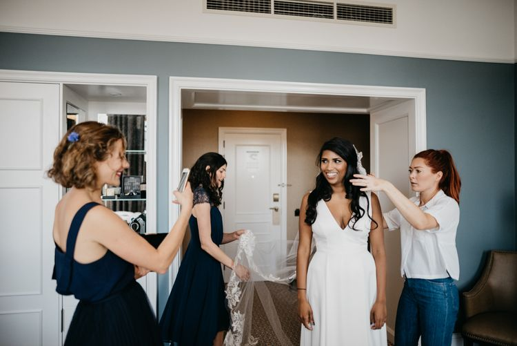 Bridal Party Preparations | Andrew Brannan Photography