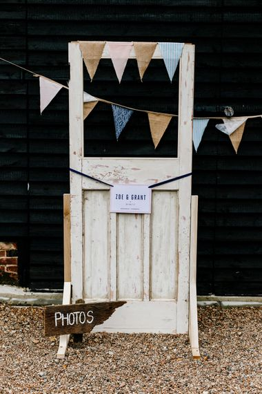 DIY Photobooth For Wedding