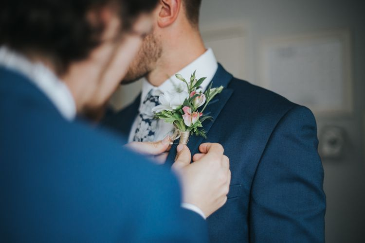 Buttonhole For Groom