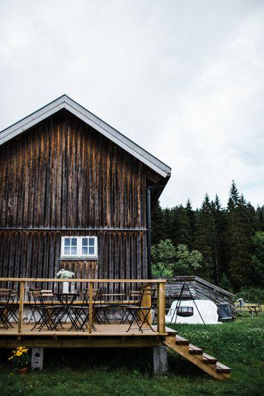 Woodland Wedding in Oslo, Norway | Through The Woods We Ran