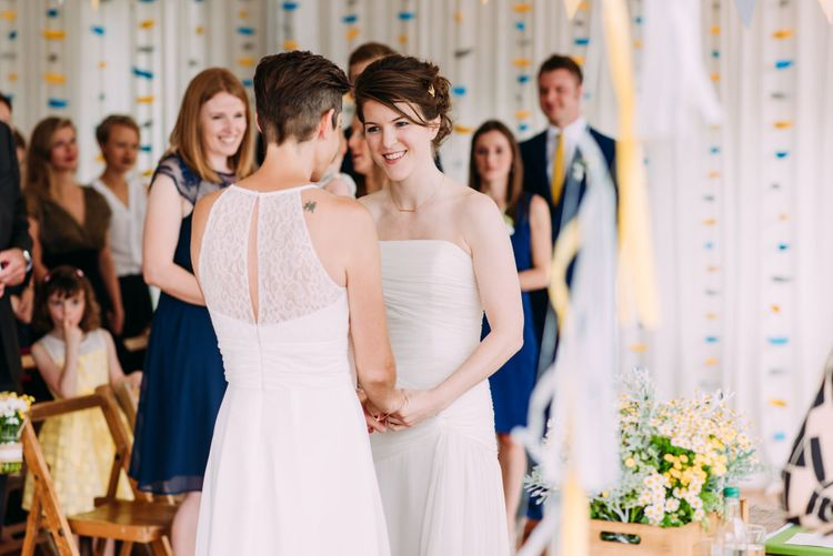 Same Sex Wedding Advice From RMW Real Couples // Image By Anna Pumer Photography