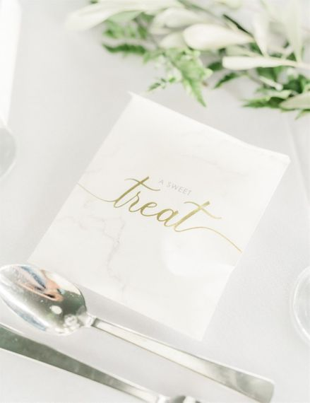 Wedding Favour Treat Bags