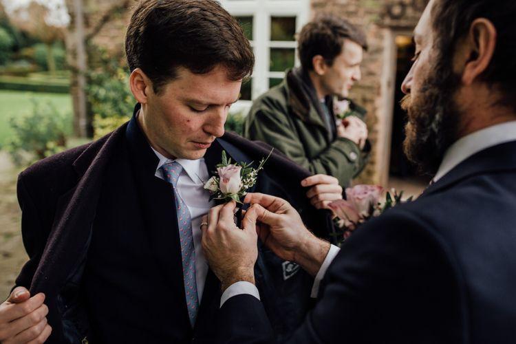 Fixing buttonholes