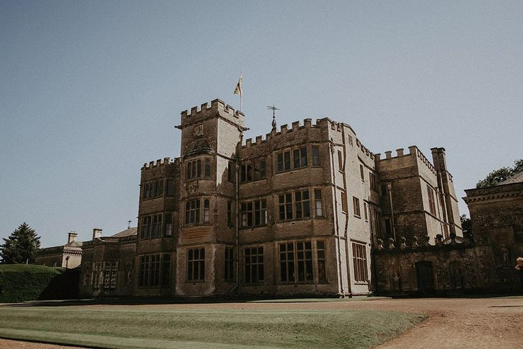 Rousham House Wedding Venue