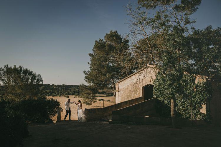 Mallorca wedding venue Els Calderers