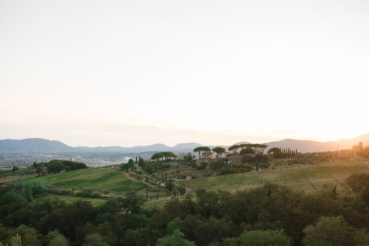 Four Day Italian Destination Wedding at Frattoria Mansi Bernadini Planned by Weddings by Emily Charlotte | Cecelina Photography