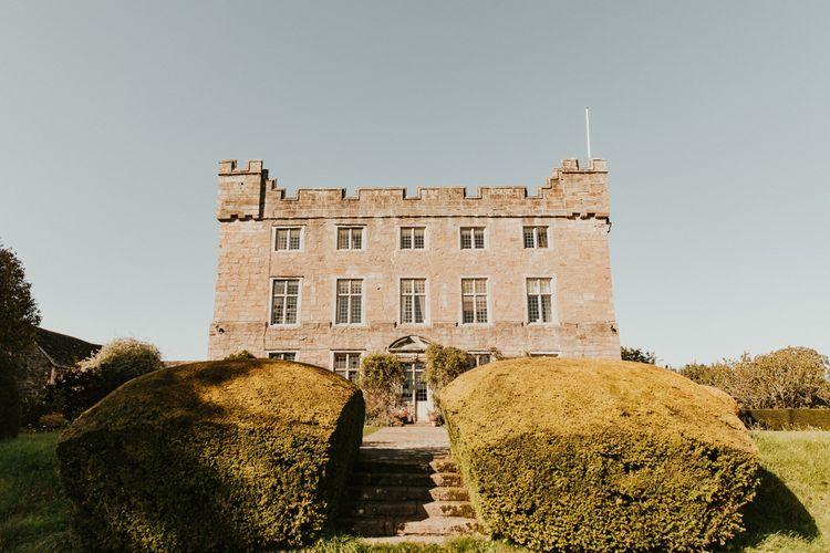 Askham Hall wedding venue in the Lake District