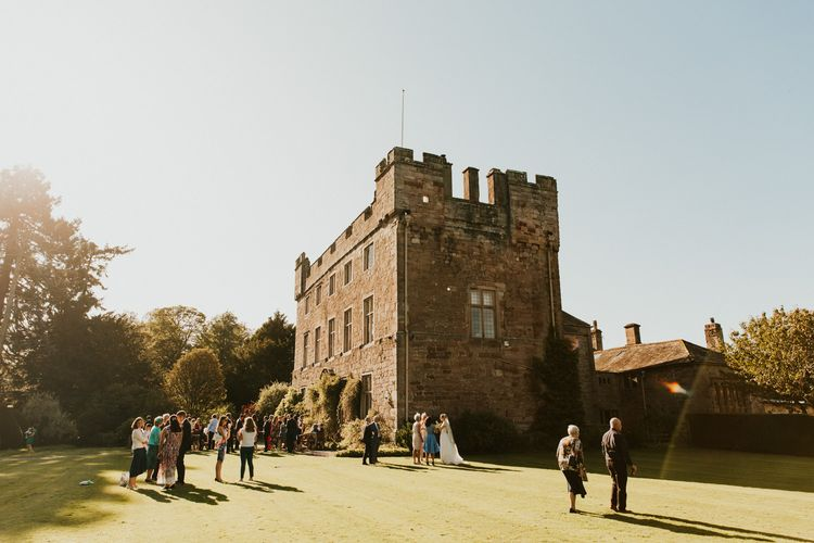 Askham Hall wedding venue in Cumbria