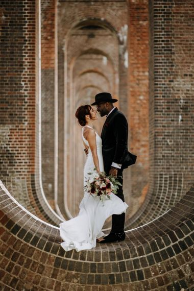2017 X Factor finalist Kevin Davy White's wedding to Amy