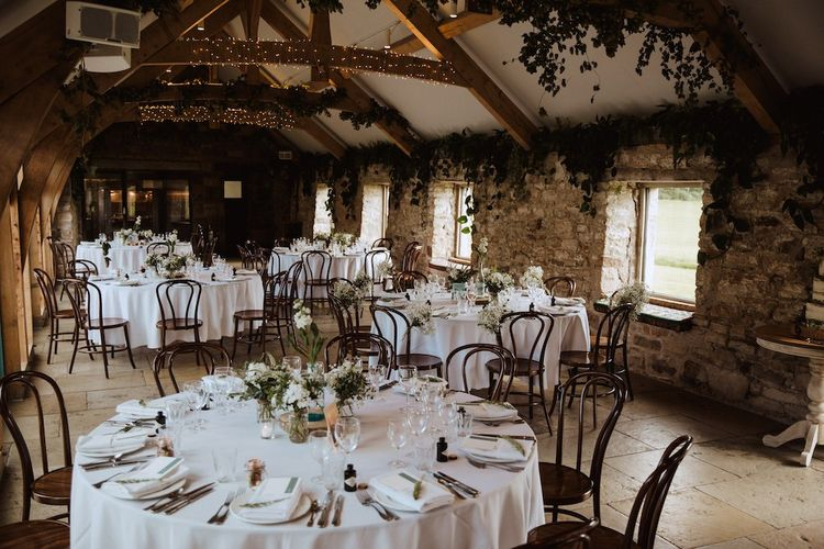 Rustic Reception at Healey Barn for Gay Wedding