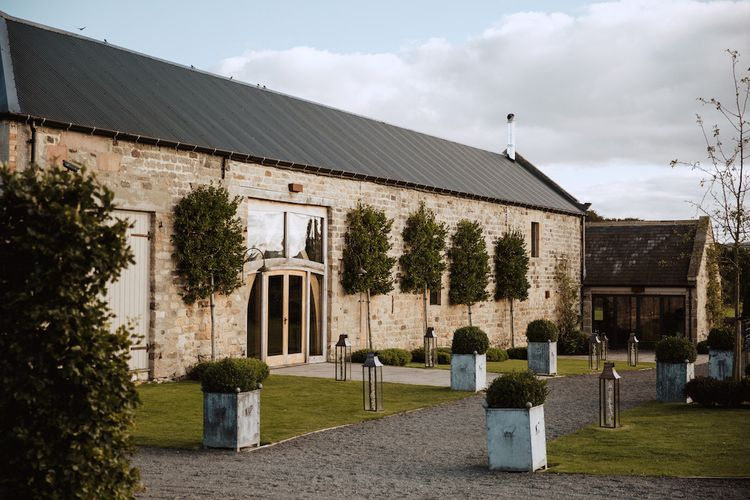 Gay Wedding at Healey Barn Northumberland