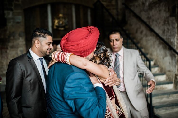 Anglo Indian Fusion Wedding // Wharfedale Grange, Yorkshire // Photography by Kazooieloki.