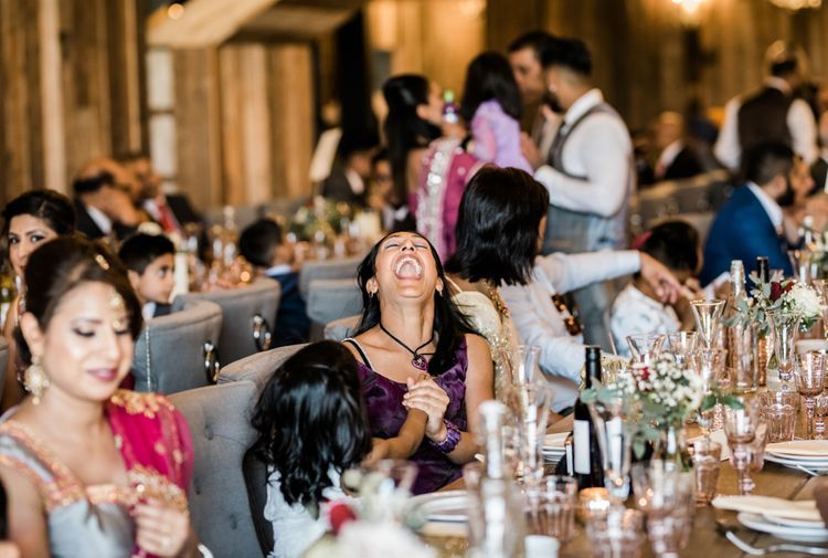 Anglo Indian Fusion Wedding// Yorkshire // Photography by Kazooieloki.