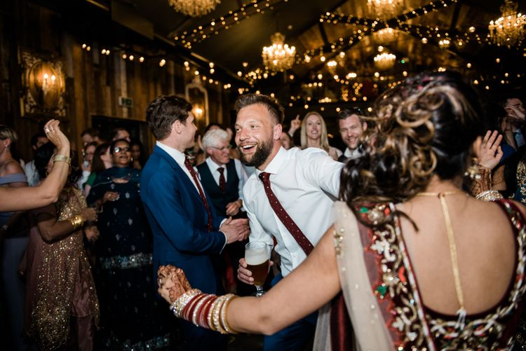 Anglo Indian Fusion Wedding // Yorkshire // Photography by Kazooieloki.