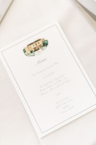 Wedding Invitations and Wedding  Stationery At Country Wedding