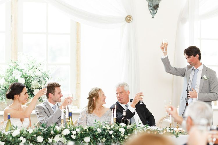 Wedding Speeches For Country Classic Wedding