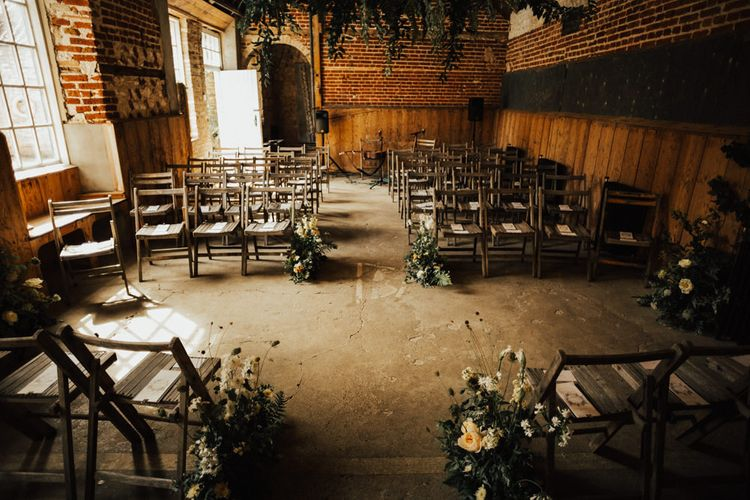 Narborough Hall Rustic Wedding Venue in Norfolk