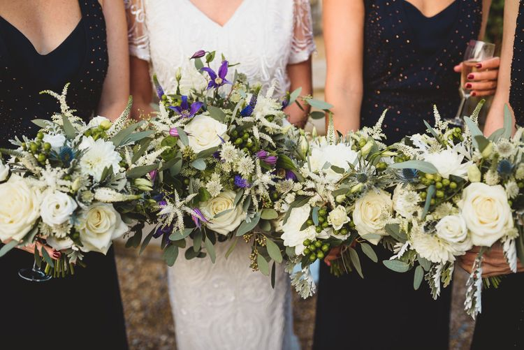 Bridal Bouquets by Florist in the Forest Image by Jackson Co Photography